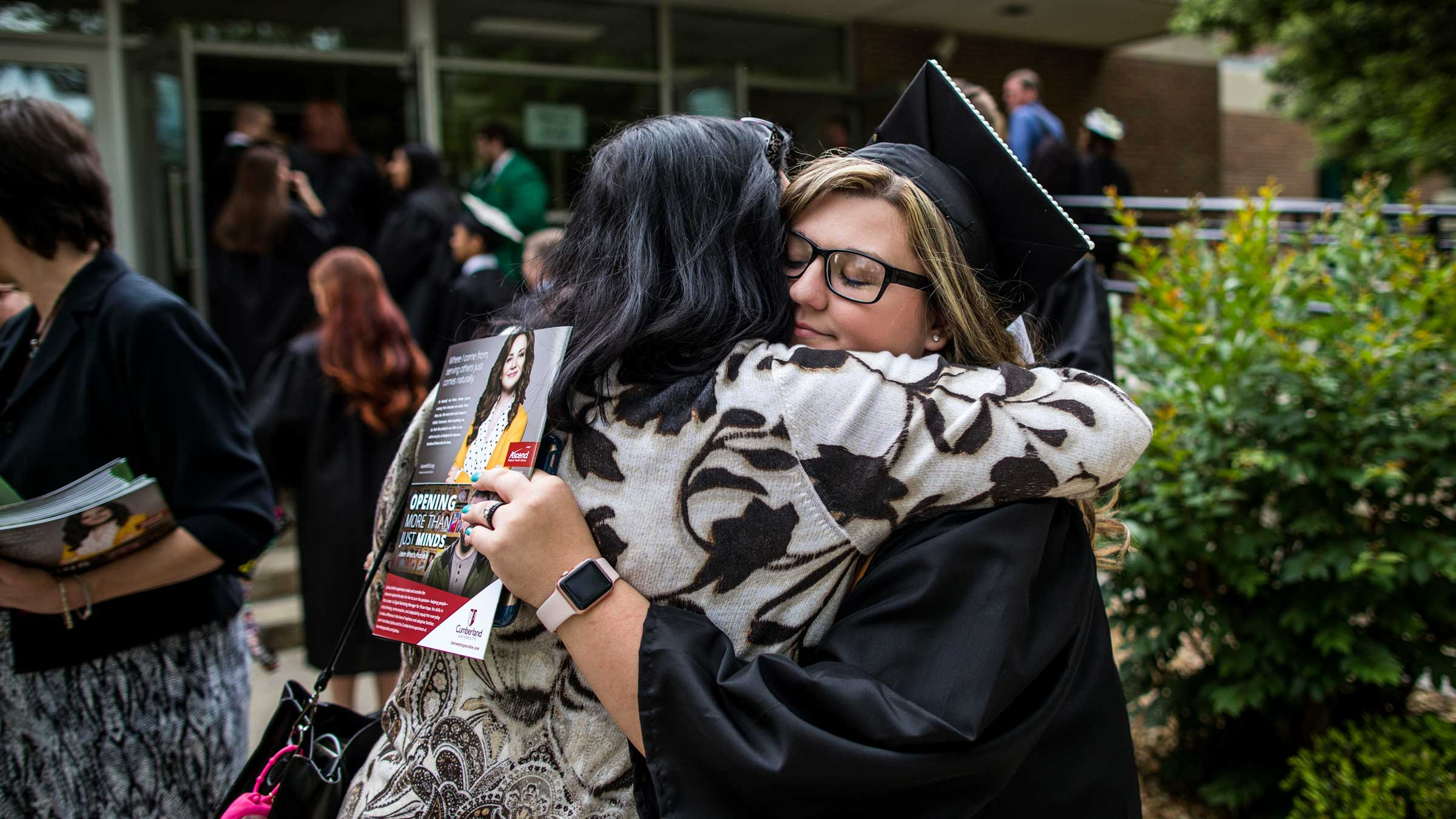 Free tuition is now part of the national conversation. For some, like Nicole-Lynn Riel of Tullahoma, Tenn., it worked. In Tennessee, community colleges are free. Riel graduated from Motlow State Community College in May 2017 without debt, worthy of a hug from her mother.