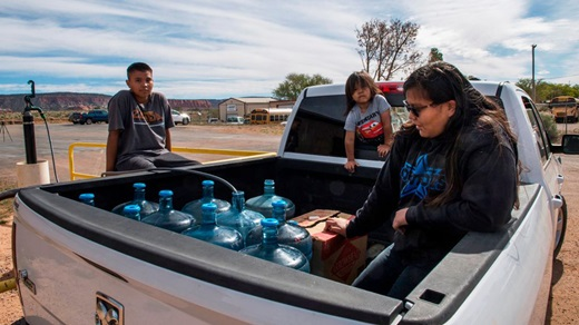 Structural barriers to tribal revenues leave Indian Country vulnerable to COVID-19 pandemic