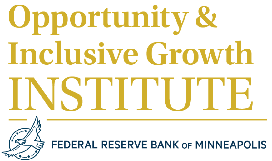 Opportunity & Inclusive Growth Institute logo
