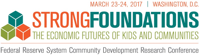 Strong Foundations conference logo