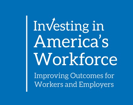Investing in America's Workforce - Save the Date
