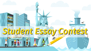 College Vs High School Essay Compare And Contrast  Writing Prompt Written Essay Papers also High School Experience Essay Student Essay Contest  Federal Reserve Bank Of Minneapolis Examples Of A Thesis Statement For An Essay