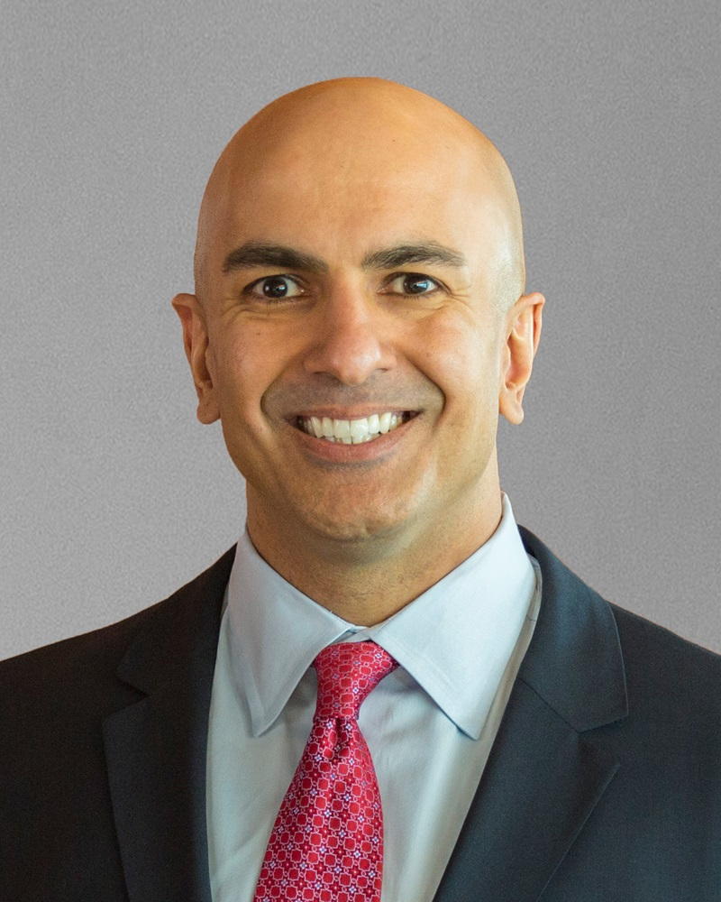 Photo: Neel Kashkari