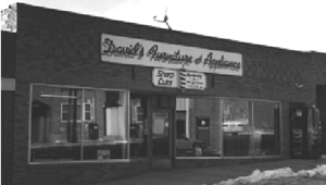 David's Furniture and Appliance Store