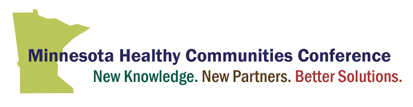 Minnesota Healthy Communities Conference logo