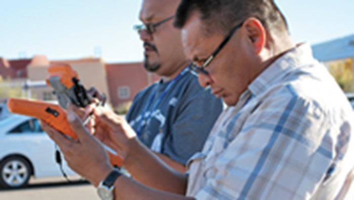 GIS Technology Helps Tribes