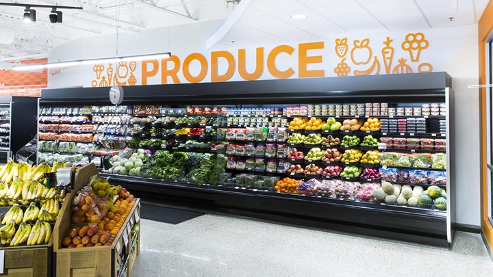 North Market, produce department