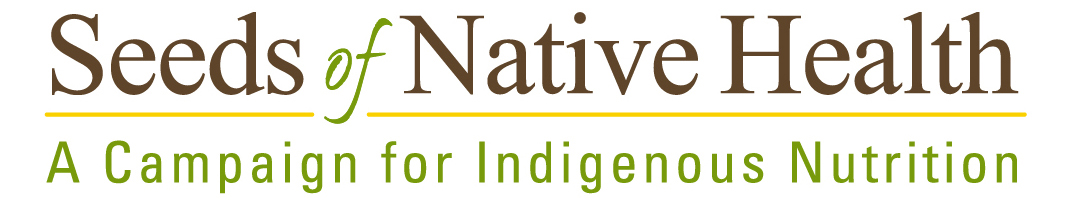 Seeds of Native Health logo