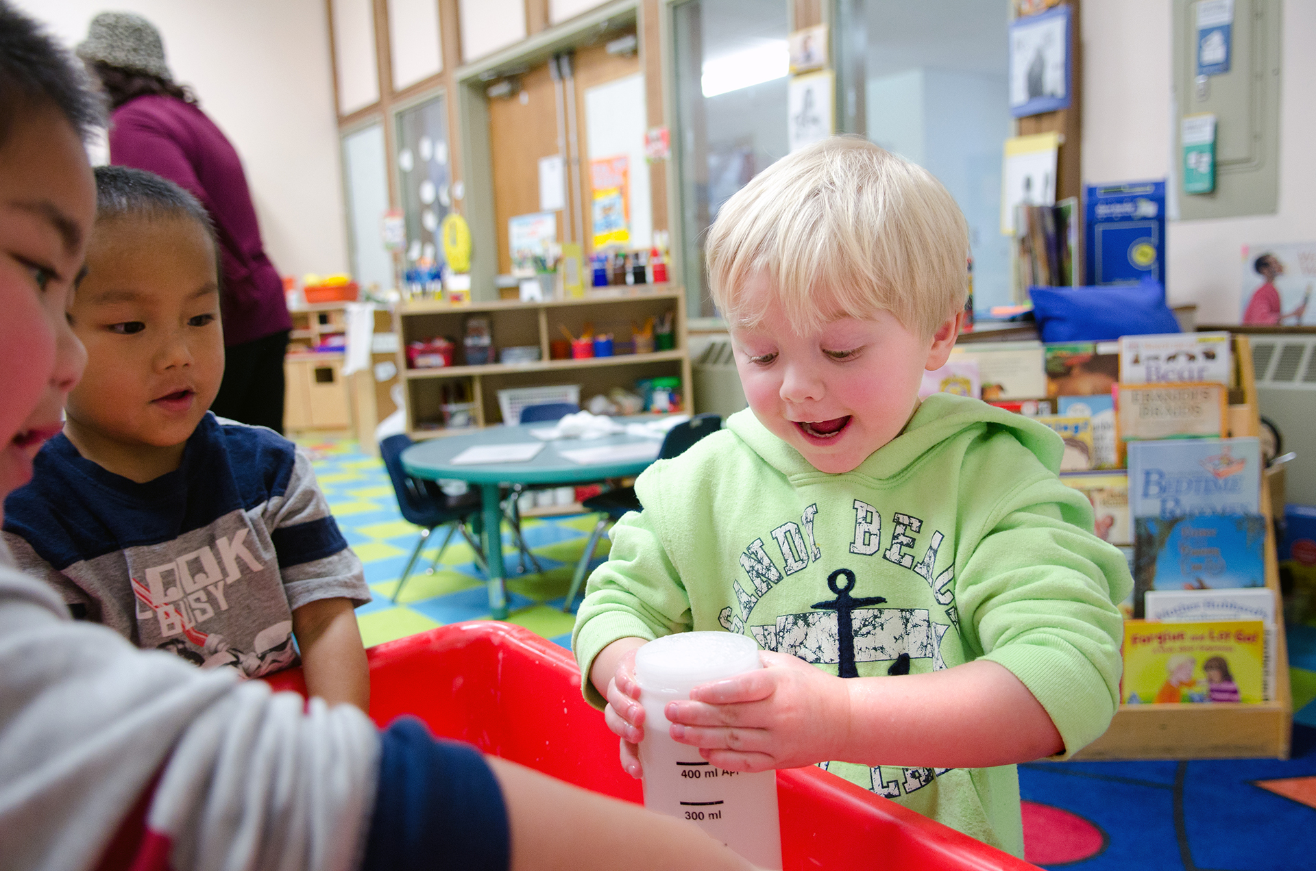 Getting specific about what works in early learning classrooms, 2 column