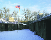 Photo: Fort Mandan