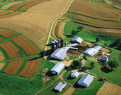 Photo of a farm