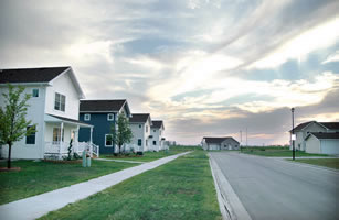 Photo: Grand Forks Housing development