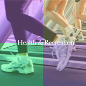 Image: Health and Recreation - exercising