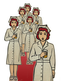 Illustration: Nurses