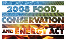Image: 2008 Food, Conservation and Energy Act