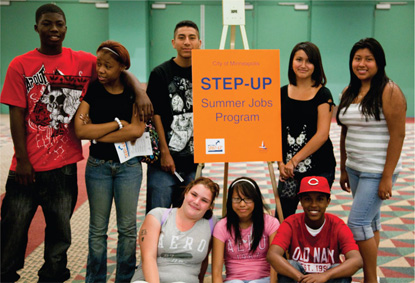 Step-Up program participants