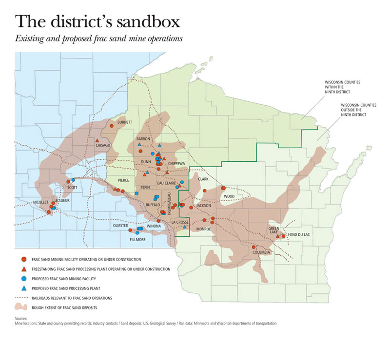 Sand surge | Federal Reserve Bank of Minneapolis