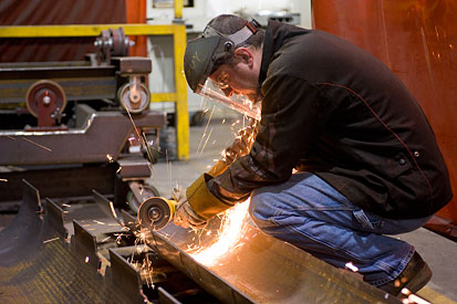 OEM Fabricators in Woodville, Wis.