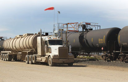 Busting bottlenecks in the Bakken