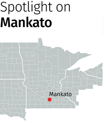 District spotlight on Mankato