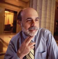 Photo: Ben Bernanke