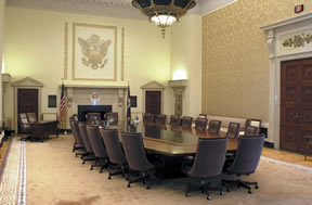Photo: FOMC Meeting Room