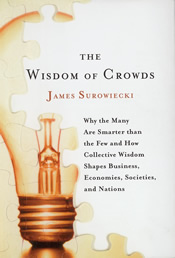 Book Cover: The Wisdom of Crowds