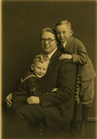 John Peyton and his sons