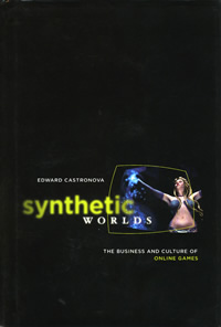 Book Cover: Synthetic Worlds