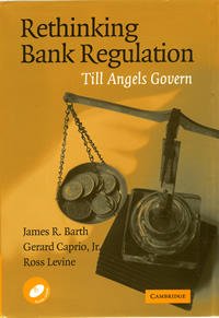 Book Cover: Rethinking Bank Regulation