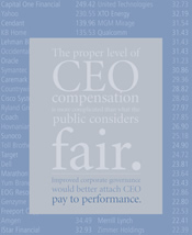 Illustration: CEO compensation