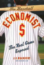 Book Cover: The Baseball Economist