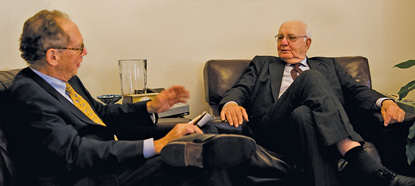 Gary H. Stern and Paul A. Volcker