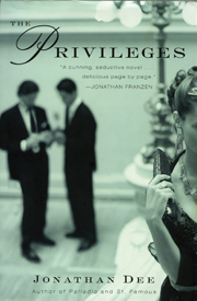 Book cover: The Privileges