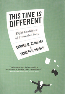 This Time is Different book cover