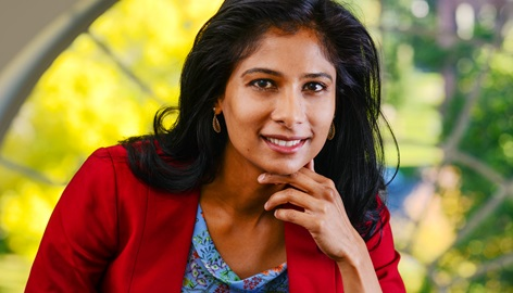 Interview with Gita Gopinath